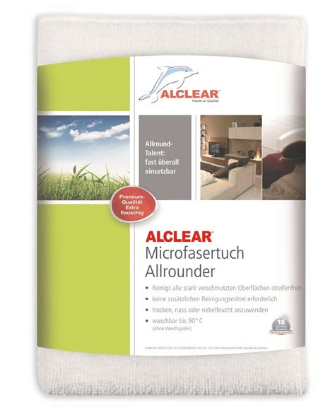 Innovaclean Ultra Microfasertuch by 12microfaser De Alclear 174 Ultra Microfasertuch Allrounder