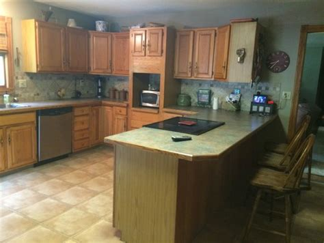 Help! Should I Paint The Wainscotting On My Kitchen Walls