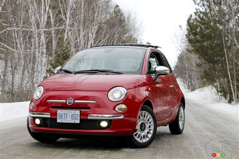 2012 Fiat 500 Lounge by 2012 Fiat 500 Lounge Car News Auto123