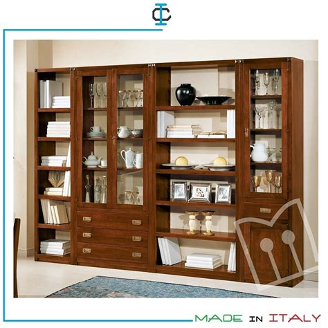 libreria in arte povera libreria arte povera h 210 miel48h210