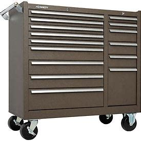 kennedy roller cabinet tool storage carts organization chests cabinets