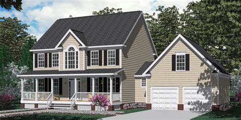 southern heritage home designs house plan    barnwell  wgarage