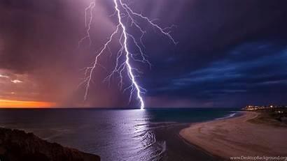 Night Lightning Australia Sky 1080p Wallpapers Background