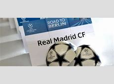Real Madrid will find out their Champions League semi