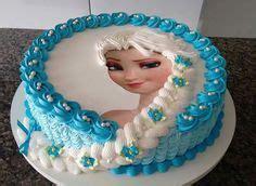 """Torte zum geburtstag online bestellen! FROZEN Eiskönigin """"Elsa"""" Torte - ohne Buttercreme   Elsa ..."""
