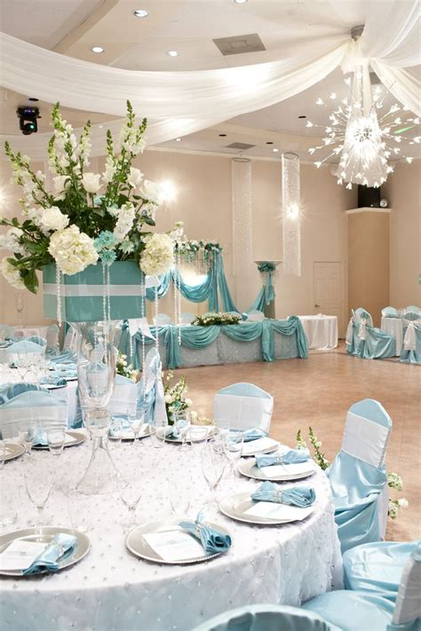 best 65 tiffany blue quinceanera images on pinterest