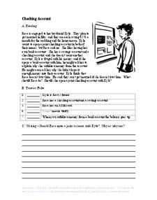 printable short stories  high school students