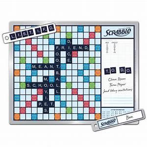 The Walk By Scrabble Board - Hammacher Schlemmer