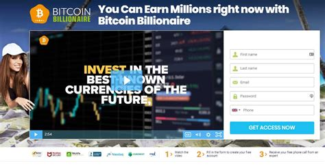 Bitcoin billionaire is the fast and reliable way to trade cryptocurrencies. Bitcoin Billionaire Erfaringer 2020 - Svindel eller ikke?