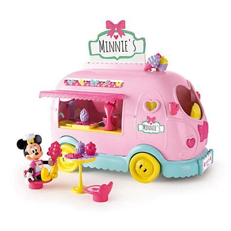 ensemble de jeu le camion restaurant de minnie mouse