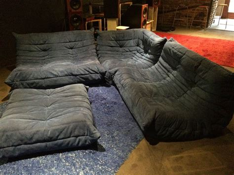 sofá togo original original ligne roset togo sitzgarnitur sofa sessel