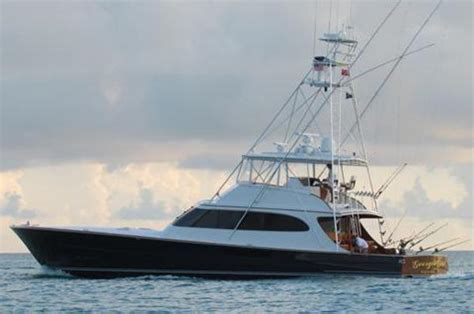 Used Sport Fishing Boats Florida by Used Merritt Sportfishing Boats For Sale Hmy Yacht Sales