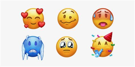 Here Are The 100+ New Emoji Arriving On Iphone And Ipad