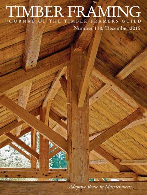 Timber Framing  Timber Framers Guild
