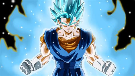 super saiyan blue vegito   wallpapers hd wallpapers