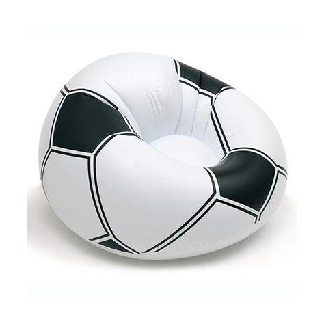 pouf ballon de foot cadeau de