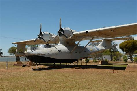 Catalina Flying Boats In Australia by A Catalina Flying Boat This One Is At Lake Boga Victoria