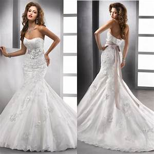 Must See! Celebrity Inspired Wedding Dress 2015 in White ...