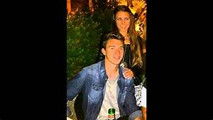 Matteo Darmian and his wife francesca cormanni - YouTube