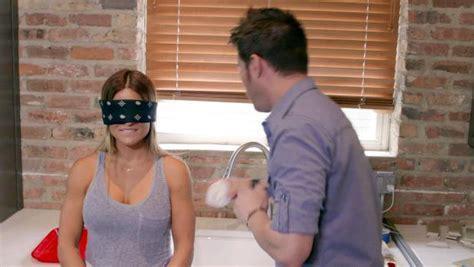 alisons blindfold challenge video hgtv