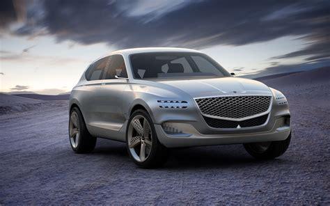 Genesis GV80 Concept unveiled - photos   CarAdvice