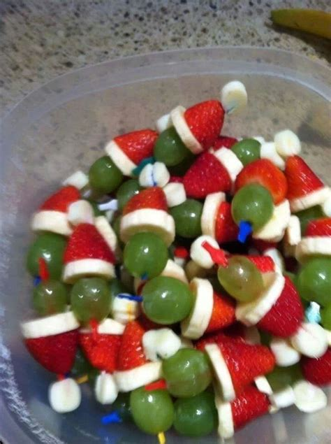healthy christmas treats laugh pinterest