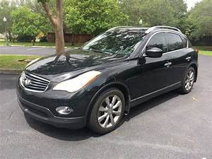 2012 Used Infiniti Ex35 Rwd 4dr Journey At A Luxury Autos