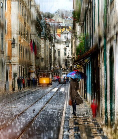 photography rainy cityscapes  eduard gordeev
