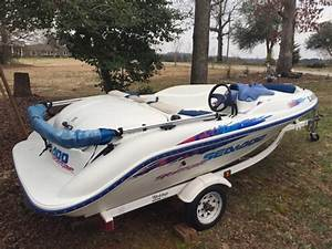 My First Seadoo Boat  97 Sportster