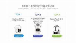 Robot Cuiseur Comparatif : meilleur robot cuiseur comparatif des robots de cuisine ~ Premium-room.com Idées de Décoration