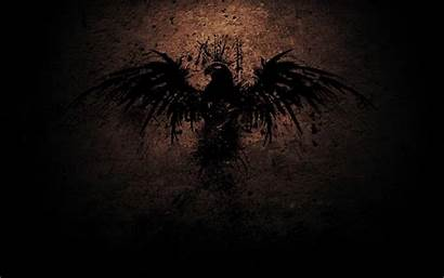 Dark Wallpapers Eagle Cave