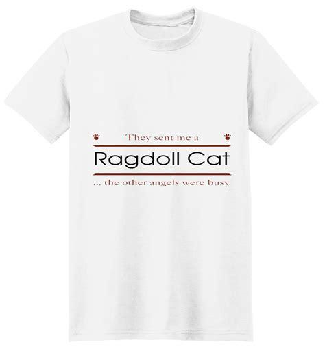 ragdoll cat shirt love animal den