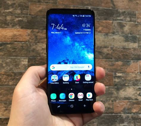 samsung s galaxy s9 and s9 plus review the best android phones around safevoip