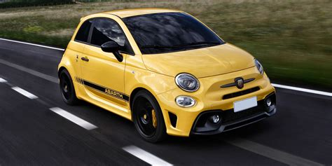 Fiat Abarth 595 by Abarth 595 Review Carwow
