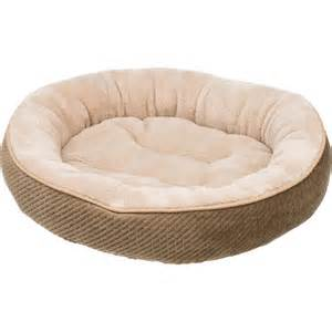 petco textured round cat bed in sand petco