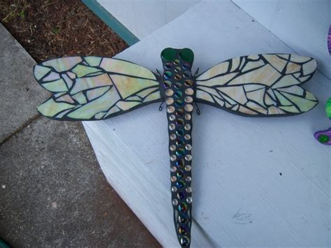 mosaic dragonfly images images