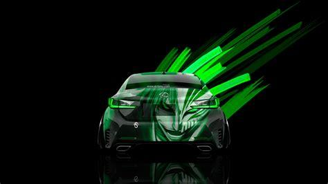 Neon Green Wallpaper 4k by 4k Lexus Rc350 Back Anime Aerography Car 2014 El Tony