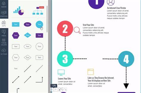 flowchart create interactive