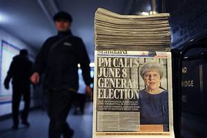 Snap U.K. election unlikely to stop Brexit | The Star
