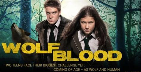 wolf blood tv shows  likelove wolf  wolf stuff