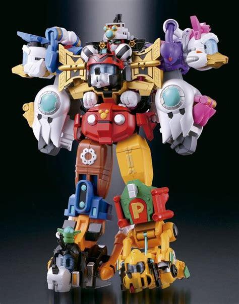 Bandai  Tamashii Nations  King Robot Mickey & Friends