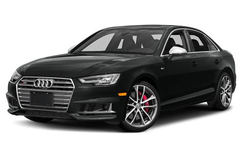 cars audi new 2018 audi s4 price photos reviews safety ratings