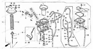 honda motorcycle 1994 oem parts diagram for carburetor With diagram of honda motorcycle parts 2012 xr650l a carburetor diagram