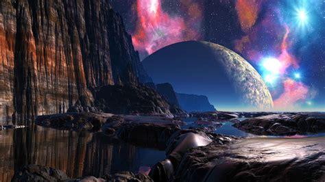 fantasy planet wallpaper wallpapertag