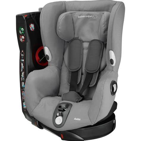groupe flo siege siège auto groupe 1 axiss concrete grey de bebe confort