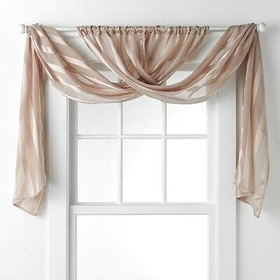 alternative ways to hang curtains add chic style with sheer curtains modernize