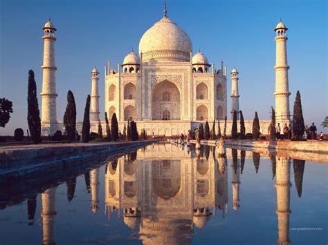 Taj Mahal Agra India Hd Wallpapers Hd Wallpapers Id 6025