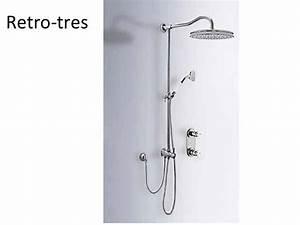 Colonne De Douche Retro : meubles lave mains robinetteries colonne douche ~ Dailycaller-alerts.com Idées de Décoration
