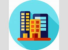 Office block Free buildings icons