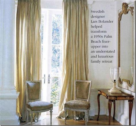 Gardinen Schwedischer Stil by Cote De Lars Bolander S